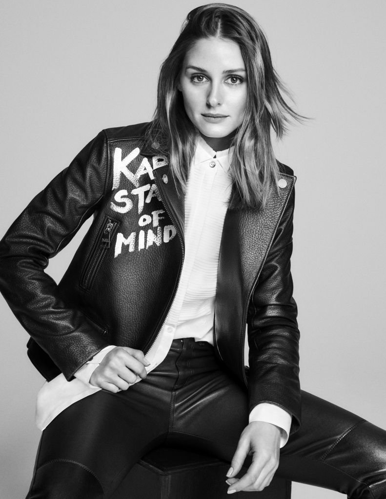 Karl Lagerfeld x Olivia Palermo, la fórmula perfecta de éxito y homenaje