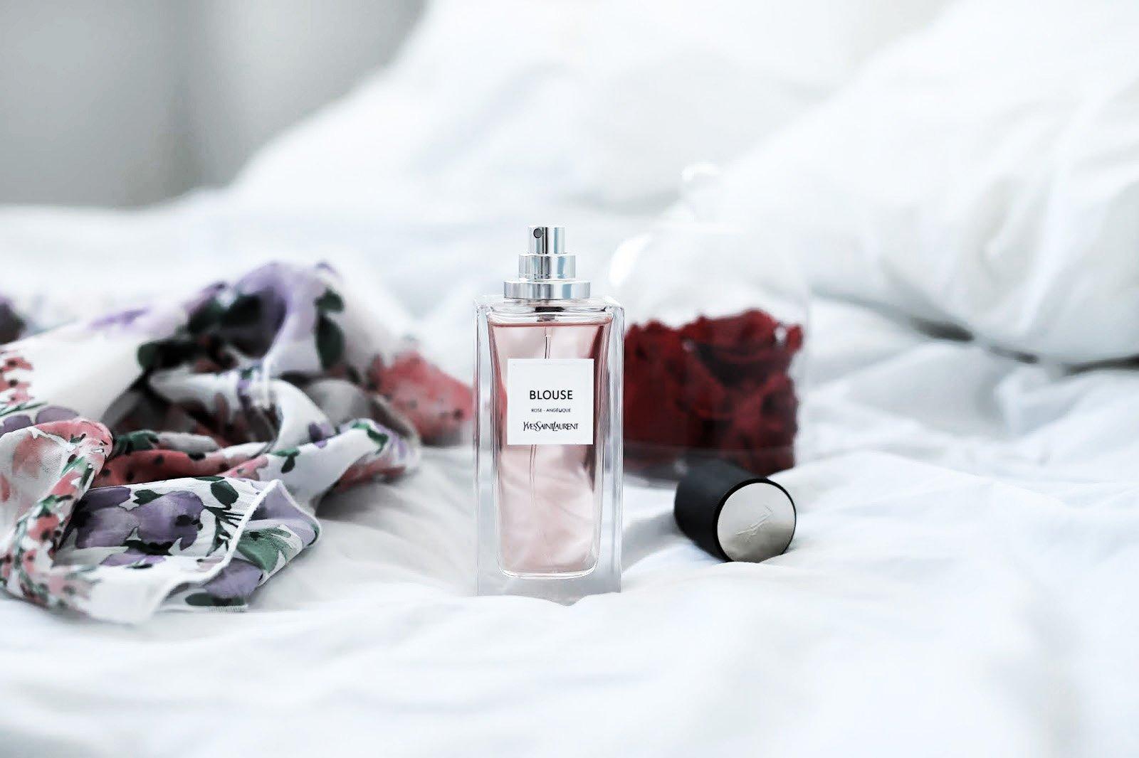 Le Vestiaire des Parfums de YSL, aromas de Alta Costura