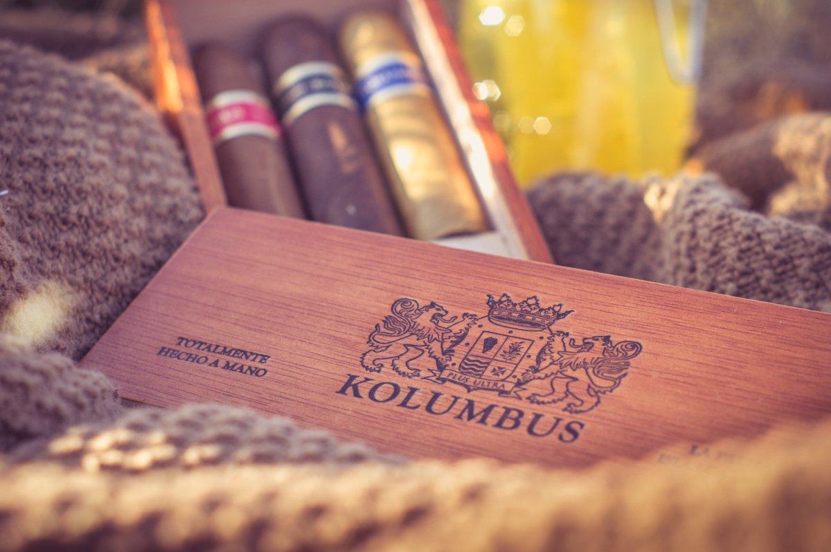 Kolumbus, puros Premium de La Palma