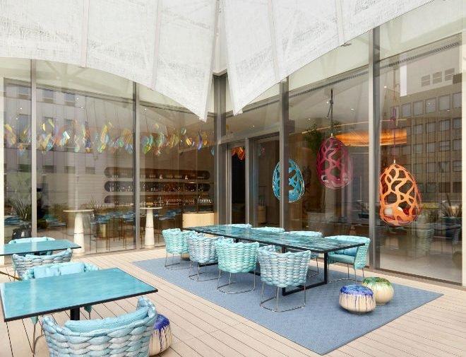 Interior Le Cafe LV